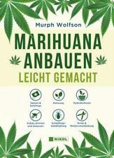 Marihuana anbauen
