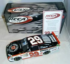 1:24 2011 ACTION RCCA ELITE #29 JIMMY JOHNS BUDWEISER IMPALA KEVIN HARVICK 1/300