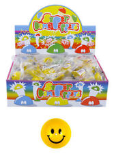 12 Smiley Poppers - 45 mm-Pop ups Happy Butin/Fête Sac Remplissage Mariage