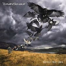 Rattle That Lock 0888751232822 by David Gilmour CD With Blu-ray