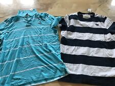 Hollister And Abercrombie & Fitch  Shirt Lot Size Xl New Tags