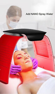 LED Light Therapy Canopy Skin Rejuvenation Hot Steam and Cold Water 2021 SALE