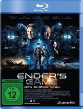 ENDER'S GAME   BLU-RAY NEU  HARRISON FORD/BEN KINGSLEY/VIOLA DAVIS/+