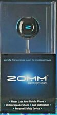 ZOMM  - NEVER LOSE YOUR PHONE AGAIN - MOBILE SPEAKERPHONE - SAFETY DEVISE