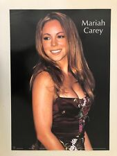 MARIAH CAREY, AUTHENTIC 1990's POSTER
