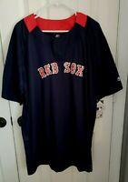Boston Red Sox 2XL Shirt  Majestic Cool Base Shirt MLB Baseball NEW
