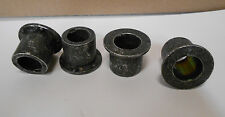 """Lot of 10 -  5/8"""" STEEL Round Roller Axel Shaft Push / Drive On Spacer Lock Nuts"""