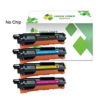 4 pk TN223/TN227-NoChip Color Set for Brother MFC-8480DN HL-5340D Printer