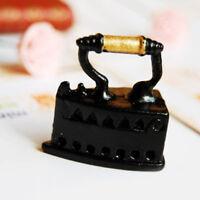 1 Stück Miniatur Eisen Für 01.12 Puppenhaus Miniatur Wohnzimmer Tackle Tool