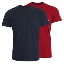 Magliette da uomo rossi Alpha