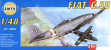 Fiat G.55 Centauro Italian fighter (1/48 model kit, Smer 0802)
