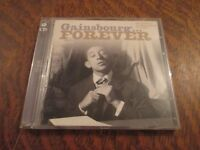 album 2 cd SERGE GAINSBOURG GAINSBOURG... forever