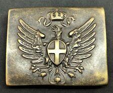 Fibbia - Regio Esercito WW1 1914