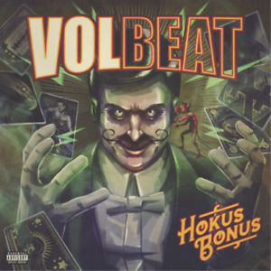 Volbeat-Hokus Bonus VINYL NEU