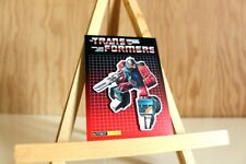 Joyride Powermaster Retro Transformers G1 Autobot 80's collectible Magnet Art