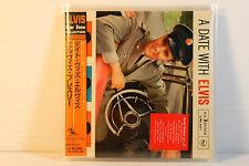 ELVIS PRESLEY: A DATE WITH ELVIS~ JAPAN MINI LP CD ~ AUTHENTIC, VERY RARE, OOP