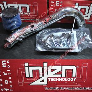 Injen SP Series Polish Cold Air Intake Kit for 2006-2011 Honda Civic Si