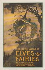 The Little World of Elves and Fairies; Ida Rentoul Outhwaite