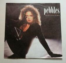 """PEBBLES : Girlfriend 7"""" 45T 1987 German MCA 258 082-7 New Jack Swing"""