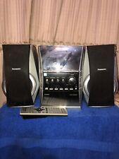 New listing Panasonic Sa-Pm31 Am/Fm Cassette Tape 5 Cd Changer Stereo System Pls Read