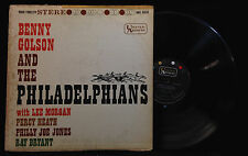 Benny Golson-And The Philadelphians-United Artists 5076-STEREO LEE MORGAN