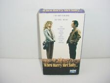 When Harry Met Sally VHS Video Tape Movie