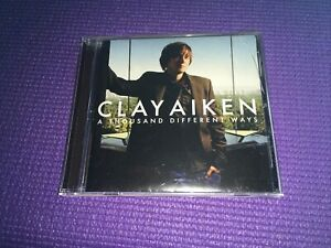 clay aiken ~ thousand different ways-CD-✅Free Shipping✅