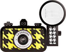 Lomography La Sardina & Flash - Quadrat + 1 pellicule