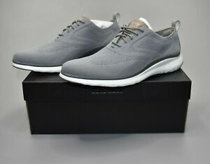 NEW Cole Haan 3.ZEROGRAND Wingtip Oxford Shoes Size 12 M C30607