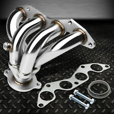 STAINLESS RACING MANIFOLD HEADER/EXHAUST 01-05 HONDA CIVIC EX 1.7L D17A2 4 CYL
