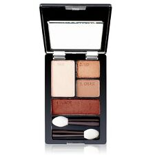 Maybelline Expert Wear Eyeshadow Quads, Autumn Coppers [44Q] 0.17 oz 2pk