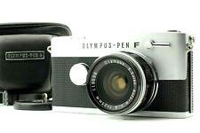 Olympus Pen FT 35mm Half Frame Film Camera W/ E Zuiko Auto-W 25mm F4 *Overhauled