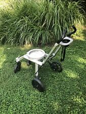 Orbit Baby G1 G2 G3 Compatible Stroller Base Frame Gray Black Adjustable Handles