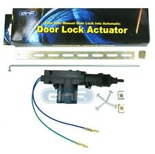(2 PACK) 2 WIRE DOOR LOCK ACTUATOR MOTOR 12 V CAR AUTO - SHIPS FREE TODAY!