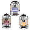 Hanging Wild Bird Feeder Squirrel Resistant Feeding Station Seed & Suet Fat Ball