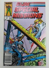 GI Joe Special Missions Vol.1 No.12 August 1988 Near Mint Condition Marvel Comic