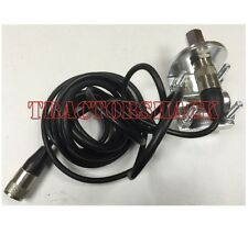 CB Radio Tractor Antenna mount for angled mirror with 3m Patch Cable