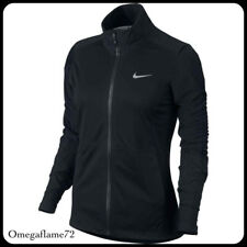 Nike Women's Hyperadapt 2.0 StormFit Waterproof Golf Jacket, 685442-010, Sz Med