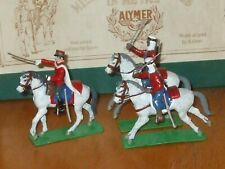 French Mounted Spahi in Action toy soldiers Mib