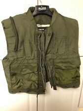 USMC Marine Corps Vietnam Era 1968 Dated M1955 Flak Fragmentation Jacket Vest