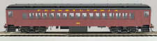"HO ""P-54"" PRR Post-WWII Coach+Bag-Mail(01) Tuscan Red.Bk roof,(1-94033)"
