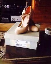 🍾🎼🌹 Stunning Kurt Geiger Carvela Nude Heel Size 8 41 RRP £110 ❤️❤️❤️