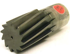 """USED L&I USA HSS TAPERED REAMER  1.6650"""" / 1.7750"""" (1.50""""-Shank)"""