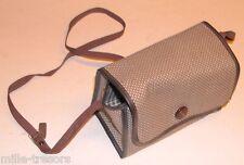 Ancienne sacoche de transport KODAK pour APPAREIL PHOTO + NOTICE