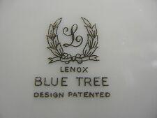 Lenox Blue Tree B-300 Black Mark Dinner Plate(s)