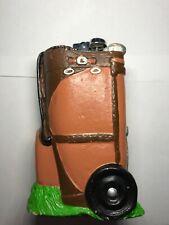 Collectible Golf Bag Lighter Handmade