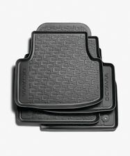 Skoda Octavia III (5E) Gummifußmatten Set 4-teilig *5E1061550* Original Zubehör
