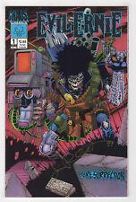 Evil Ernie: The Resurrection #1 (Jul 1993, Chaos) [Signed Copy] Jim Palmiotti X