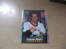 ALEXANDER DAIGLE 1997-98 DONRUSS STUDIO #92 PRESS PROOF