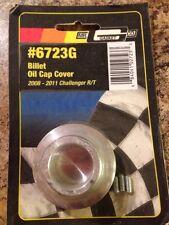 Mr Gasket 6723G Billet Oil Cap 2008-2011 Dodge Challenger